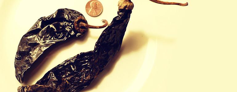 pasilla pepper shu