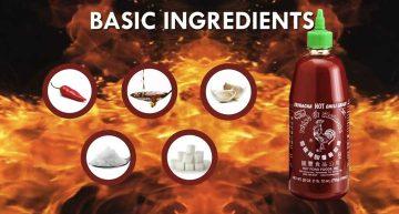 The Chemistry of Sriracha
