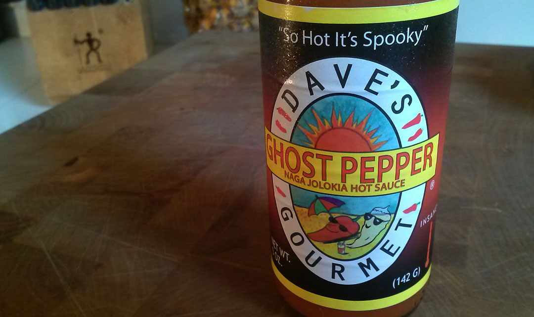 Dave's Gourmet Ghost Pepper Sauce Review