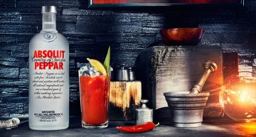 Pepper Vodka Is A Real Thing. Bloody Mary Lovers Rejoice!