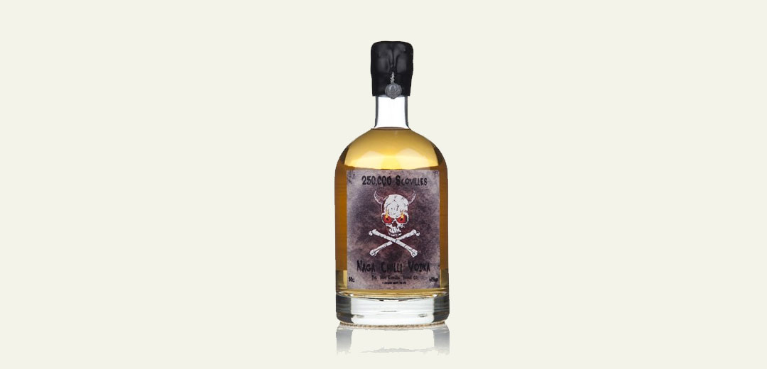 Master of Malt Naga Pepper Vodka