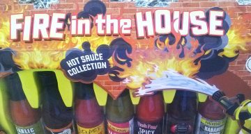 Fire in the House Gift Set Review