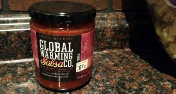 Global Warming Salsa Review