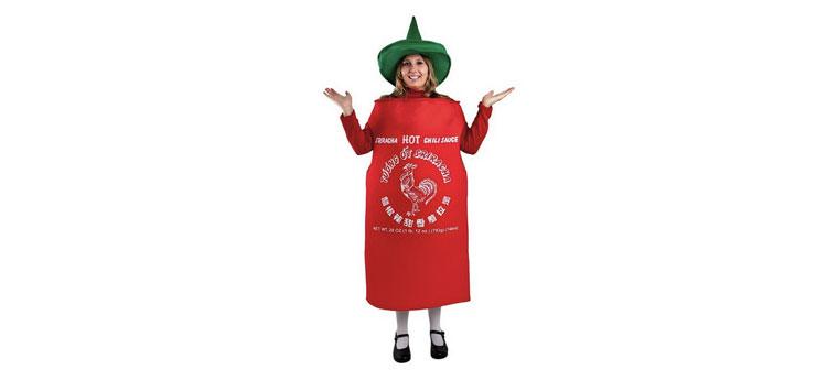 Sriracha Costumes