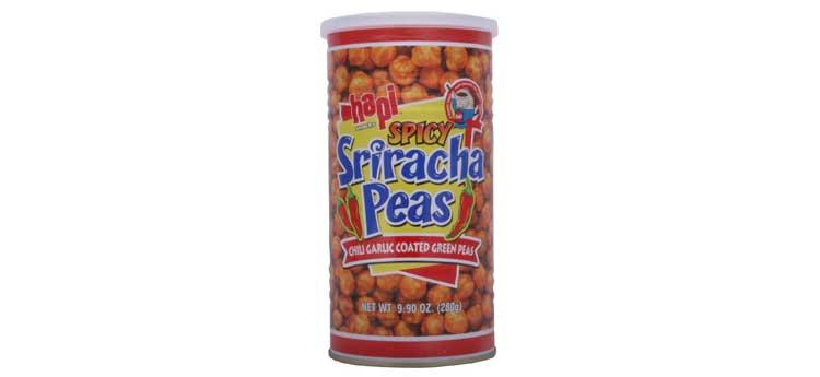 Hapi Sriracha Peas