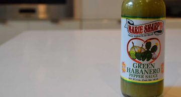 Marie Sharp's Green Habanero Pepper Sauce Review