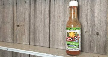 Sontava Habanero XX Hot Sauce Review