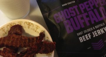 'Beef for Barbarians' Savage Jerky Product Line Review
