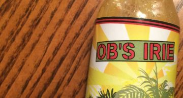 Ob's Irie Pepper Sauce Review