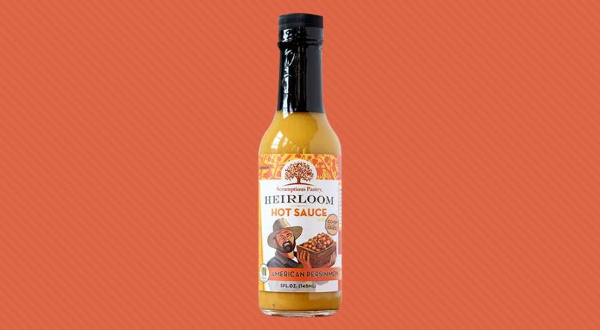 Heirloom American Persimmon Hot Sauce Review
