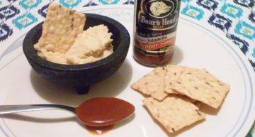 Hot Sauce Hummus Recipe