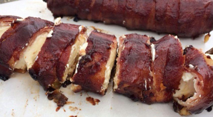 Bacon Sushi Recipe