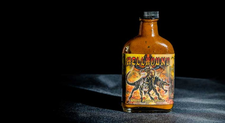 Hellhound Ghost Pepper Sauce Review