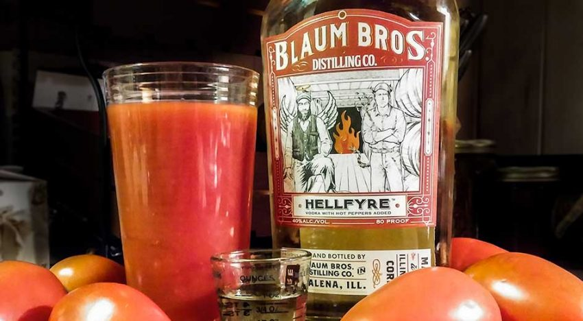Hellfyre Vodka Review