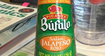 Bufalo Jalapeno Hot Sauce Review