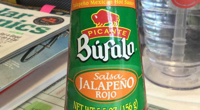 Bufalo Jalapeno Hot Sauce Review