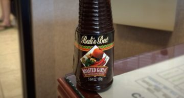 Bali's Best Roasted Garlic SriRacha Chili Sauce