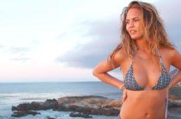 Swimsuit Model Chrissy Teigen – Hot Sauce Freak